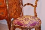 Haguenier tapisserie chaise