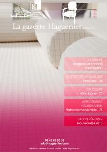 Haguenier Gazette Avril 2010