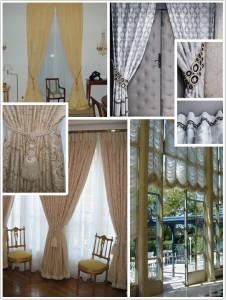 Haguenier tapisserie rideau