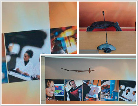 Haguenier habillage mural pour l'Aviation civile