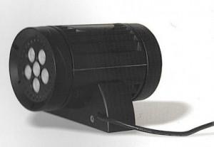 haguenier Spot extérieur double Flux par On Off Lighting project