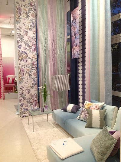 Tissu d'ameublement Designers Guild - Haguenier tapisserie décoration 3
