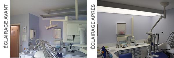 Haguenier Rénovation de cabinets dentaires