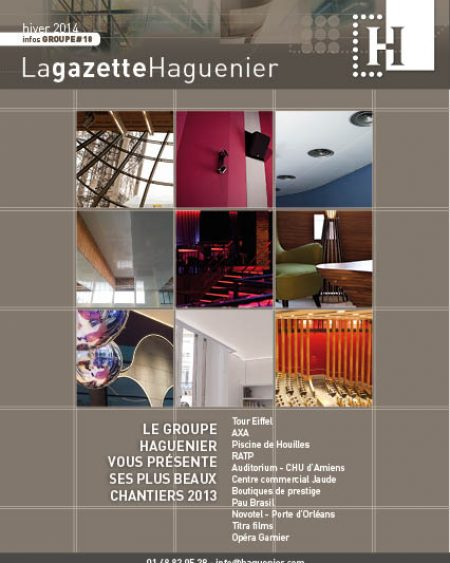 Gazette Haguenier hiver 2014
