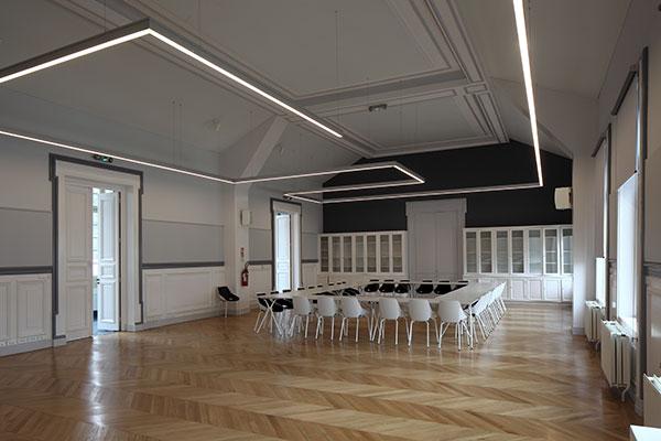 Isolation acoustique conférence cinéma réunion