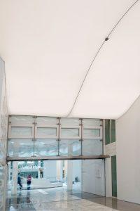 Plafond translucide 3D